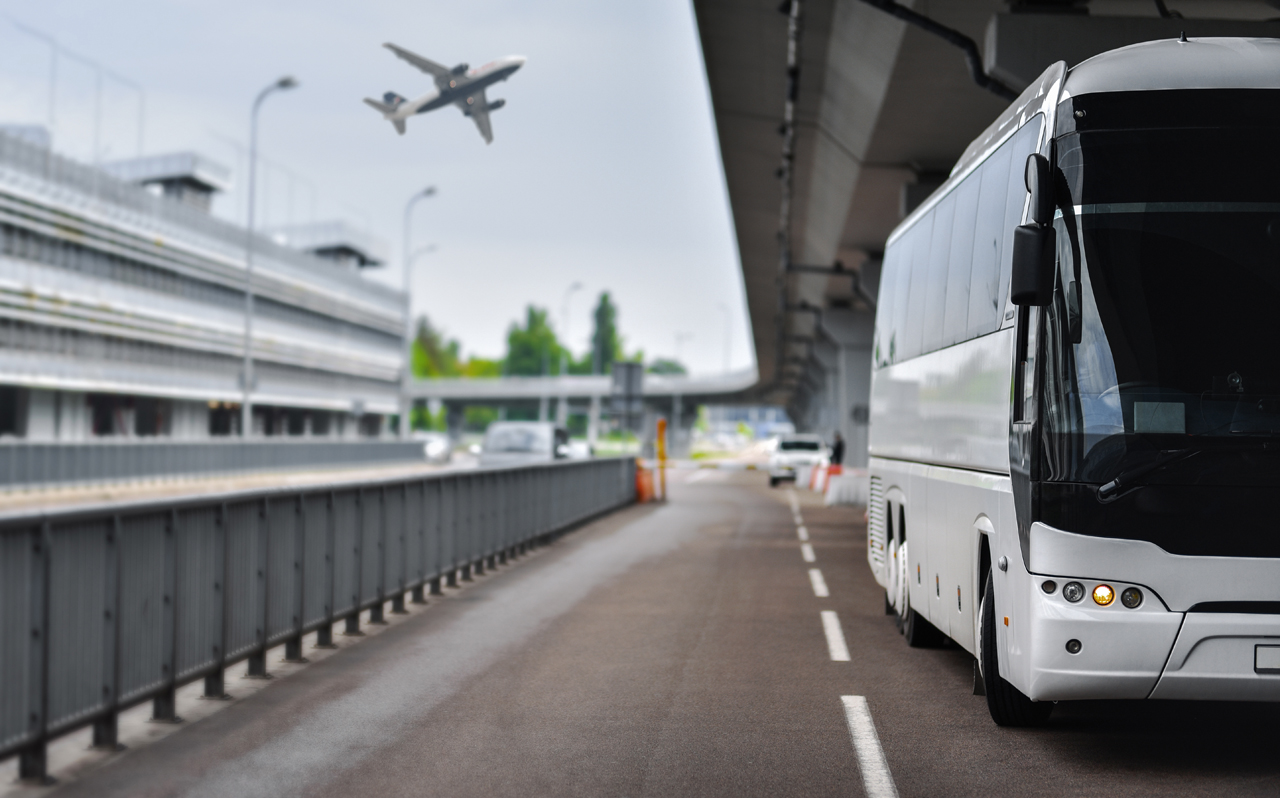 coach airport transfer
